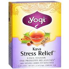 Kava stress relief