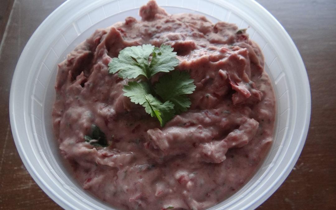 Gluten Free Kidney Bean Dip