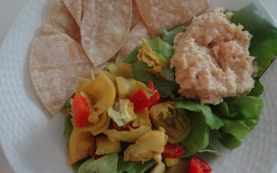 Gluten-Free Mediterranean Lunch Idea for SVT Prevention