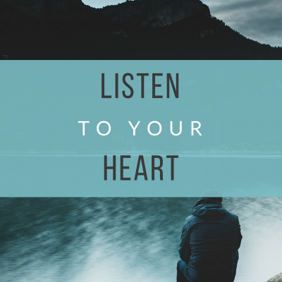 Listen to your heart (2)