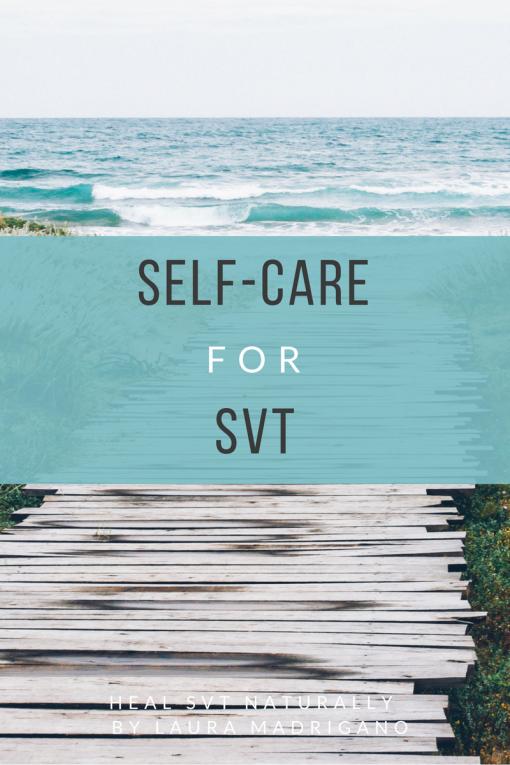 Self-care for SVT (4)