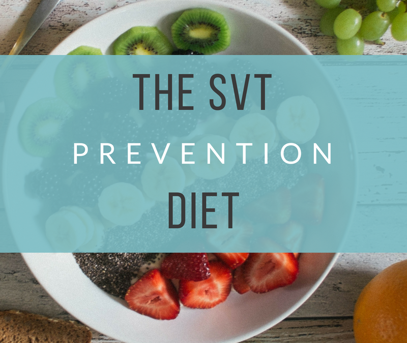 SVT Prevention Diet E-guide Update