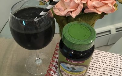 SVT Video: What I eat to Prevent SVT Spirulina Smoothie and Mung Beans
