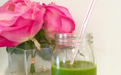 SVT Recipes: Green Smoothie for SVT