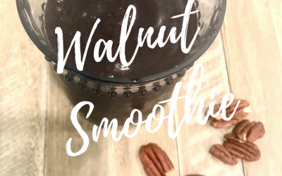 SVT Prevention Recipe: Walnut Smoothie