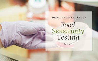 Food Sensitivity Testing for SVT