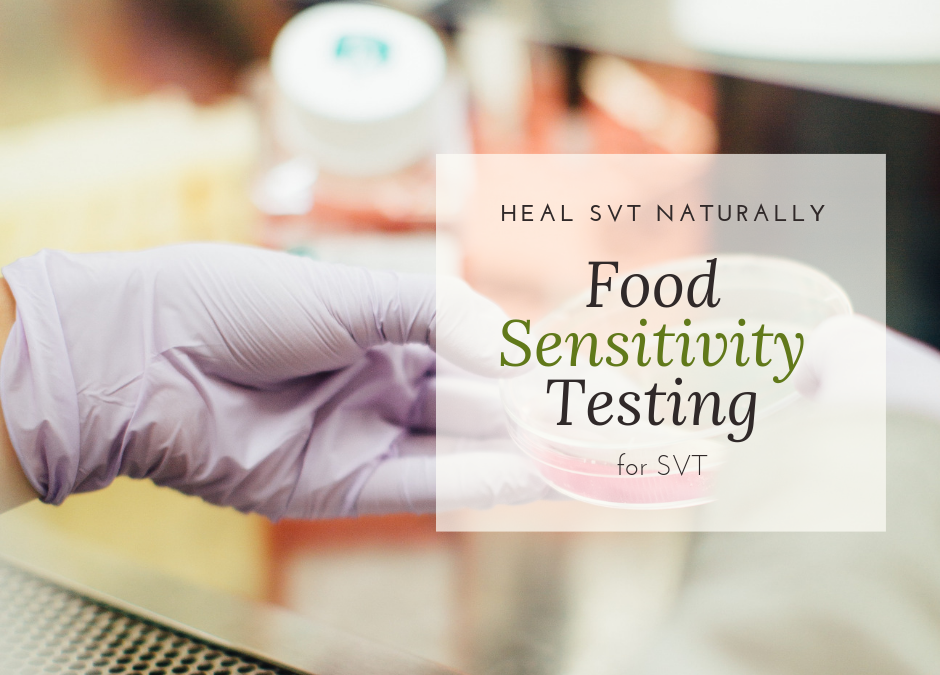Food Sensitivity Testing for SVT