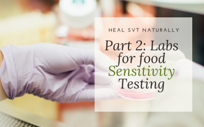 Lab Testing to Help Discover the SVT-GUT Connection